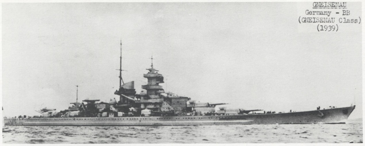 A vintage photo of a large ship in a body of water Description automatically generated